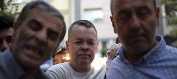 Νέα προσφυγή στη Δικαιοσύνη του Aμερικανού πάστορα που ο Ερντογάν κατηγορεί για τρομοκρατία