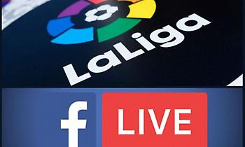 Μεγάλη συμφωνία Facebook – La Liga για τη μετάδοση όλων των αγώνων στην Ασία!