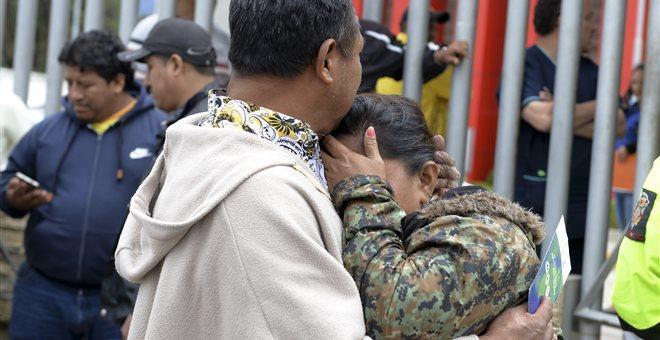 Πάνω από 20 νεκροί σε τραγωδία με λεωφορείο στον Ισημερινό