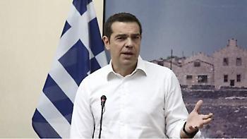 Τσίπρας για δύο Έλληνες στρατιωτικούς: Πράξη δικαιοσύνης η αποφυλάκισή τους