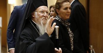 Βαρθολομαίος: Μεγάλο δώρο της Παναγίας η απελευθέρωση των δύο Ελλήνων
