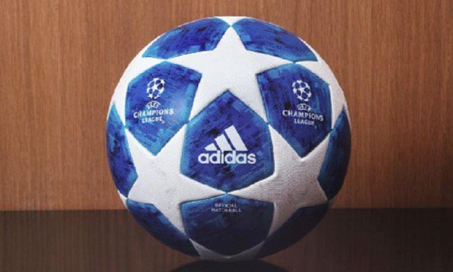 Η νέα μπάλα του Champions League (pics)