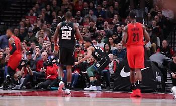 NBA: Ένας πραγματικός… χαμός με μπλοκ (video)