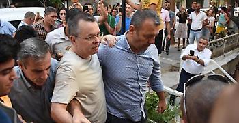 Τουρκία: Νέα απόρριψη στο αίτημα του Αμερικανού πάστορα να αφεθεί ελεύθερος