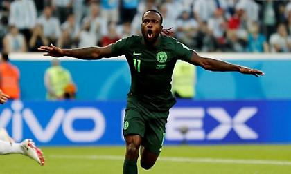 Αποσύρεται από την εθνική Νιγηρίας ο Μόουζες