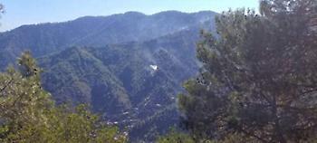 Κύπρος: Υπό έλεγχο η πυρκαγιά κοντά στη μονή Κύκκου - Συνελήφθη ο δράστης