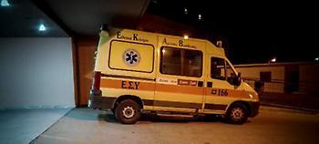 Λέσβος: Νεκρός 40χρονος οδηγός μηχανής - Τραυματίστηκαν τα δυο παιδιά του