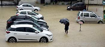 Ινδία: 67 νεκροί από τις πλημμύρες στην Κεράλα  άλ