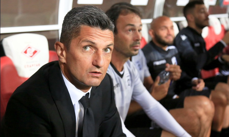 Λουτσέσκου: «Ψάχνουμε για αριστερό μπακ, κάνουμε επαφές για παίκτες»