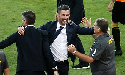 Έτσι «ντόπαρε» τους παίκτες της ΑΕΚ ο Ουζουνίδης