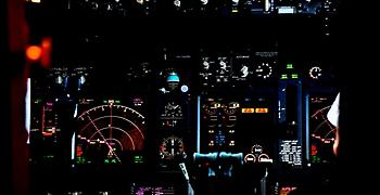 Το αεροδρόμιο Ρόναλντ Ρέιγκαν βυθίστηκε επί ώρες στο σκοτάδι