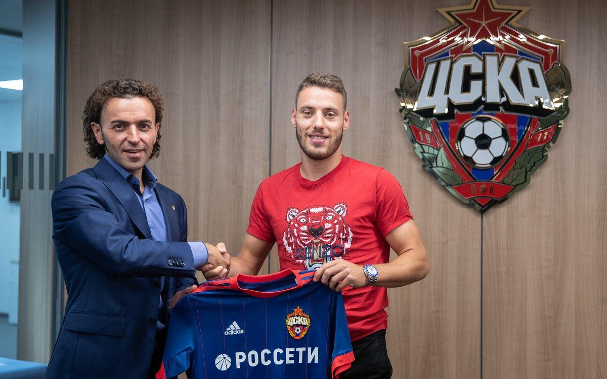 Ανακοίνωσε Βλάσιτς η ΤΣΣΚΑ Μόσχας
