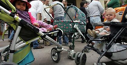 Γιατί τα μωρά σε καροτσάκια είναι σε περισσότερη ατμοσφαιρική ρύπανση