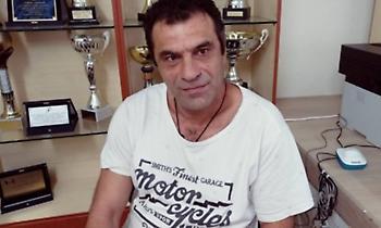 Τεχνικός διευθυντής στον Απόλλωνα Λάρισας ο Κυπαρίσσης