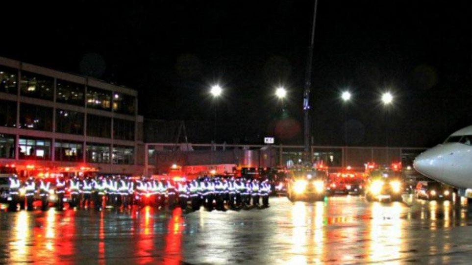 Συναγερμός στο αεροδρόμιο Χανίων - Αναφορά για βόμβα σε αεροπλάνο