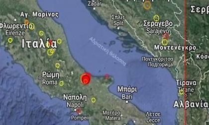 Ιταλία: Ρωγμές σε κτίρια από τα 5,1R