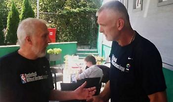 Πάσπαλι στο Eurohoops: «Μεγαλύτερη η πίεση στην Ελλάδα παρά στο ΝΒΑ» (video)