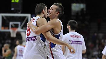 Παίζουν με Ελλάδα Μπιέλιτσα και Μπογκντάνοβιτς
