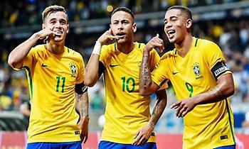Με εκπλήξεις η αποστολή της Βραζιλίας