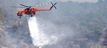 Πολύ υψηλός ο κίνδυνος πυρκαγιάς σήμερα - Σε ποιες περιοχές