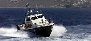 Έρευνα του λιμενικού στη θαλάσσια περιοχή των Οινουσσών για τον εντοπισμό 3 ελληνοαμερικών