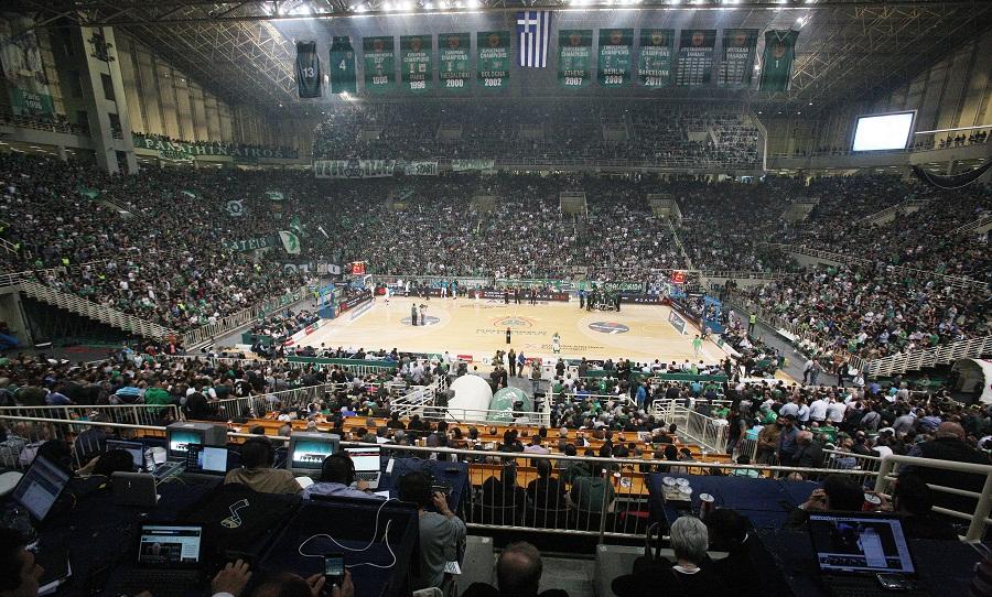 Θέλει Final Four στο ΟΑΚΑ ο Γιαννακόπουλος