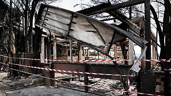 Φωτιά στην Αττική: Πάνω από 4.000 οι αιτήσεις πυρόπληκτων για το έκτακτο επίδομα