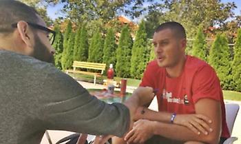 Πάβλοβιτς: «Τιμή μου που έπαιξα στον Παναθηναϊκό, ο Λεμπρόν θα πετύχει στους Λέικερς»