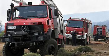 Πολύ υψηλός κίνδυνος πυρκαγιάς για την Κυριακή 19 Αυγούστου
