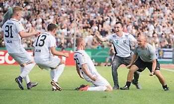 Αποκλείστηκε στον πρώτο γύρο του Κυπέλλου η κάτοχος Άιντραχτ, σοκ και για Στουτγκάρδη και Δώνη!