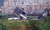 Ιταλία: Στους 40 οι νεκροί από την κατάρρευση της γέφυρας στη Γένοβα