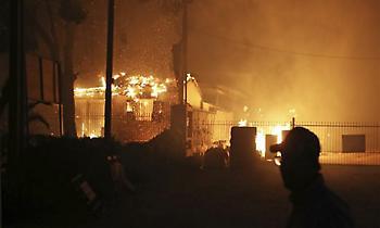 Ούτε ένα πυροσβεστικό όχημα δεν ήταν στην Πεντέλη το απόγευμα της φωτιάς