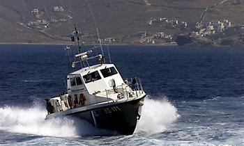 Σκάφος πήρε φωτιά και βυθίστηκε ανοιχτά των Παξών