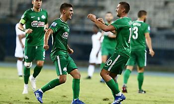 LIVE: Παναθηναϊκός-Λεβαδειακός 2-0