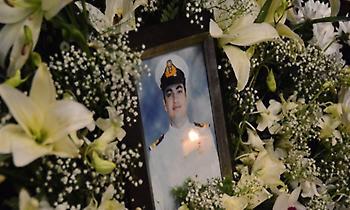 Αγωγή κατά του Δημοσίου από τους γονείς αξιωματικού που χάθηκε στην Κίναρο