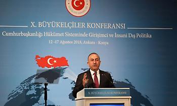 Τραβάει το σκοινί ο Τσαβούσογλου: Οι ΗΠΑ θέλουν να «σπάσουν» την Τουρκία πριν τις αμερικανικές εκλογ