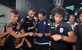 Χωρίς προβλήματα έφτασε ο ΠΑΟΚ στη Λισαβόνα