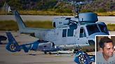 Αγωγή 1 εκατ. ευρώ για τη συντριβή του Agusta Bell το 2016