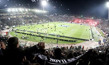 Τα εισιτήρια του ΠΑΟΚ-Αστέρας Τρίπολης