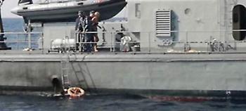 Βρετανίδα έπεσε από κρουαζιερόπλοιο -Επιβίωσε 10 ώρες στη θάλασσα, τη βοήθησε η... yoga (pics)