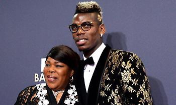Πογκμπά: «Η μητέρα μου μακράν μεγαλύτερο τρόπαιο από το Παγκόσμιο Κύπελλο» (pic)