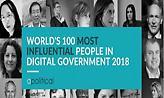 Ένας Έλληνας στους 100 ανθρώπους με τη μεγαλύτερη επιρροή στην παγκόσμια ψηφιακή διακυβέρνηση