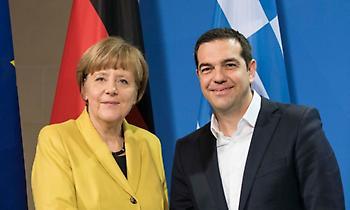 Μέρκελ προς Αθήνα: H καλή μέρα από τις μεταρρυθμίσεις φαίνεται