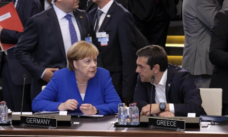 Η Μέρκελ για τη... μεταμνημονιακή Ελλάδα: Εντατικοί έλεγχοι τέσσερις φορές το χρόνο