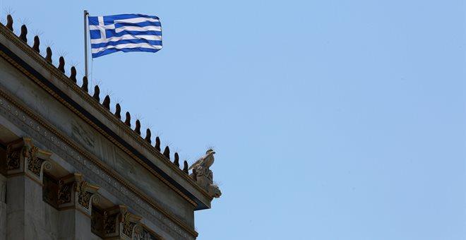 Το ειρωνικό σκίτσο του Guardian για το τέλος των μνημονίων στην Ελλάδα