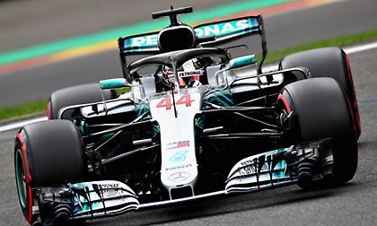 GP Βελγίου: Πήρε την pole-position ο Λιούις Χάμιλτον!