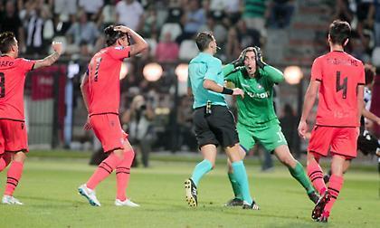 Παπαδόπουλος: «Ο διαιτητής διαμόρφωσε το αποτέλεσμα»