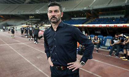 Ουζουνίδης: «Ήμασταν σοβαροί, μπορούσαμε κι άλλα γκολ»