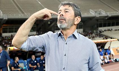 Πετράκης: «Η ΑΕΚ ήταν σαφώς ανώτερη»