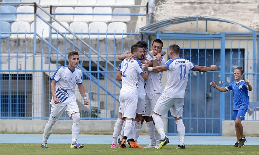 Αυτοί προκρίθηκαν στην Β' φάση του Κυπέλλου Ελλάδας